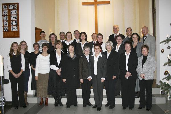 Karfreitag 2010  Leitung: Mareike Peissner