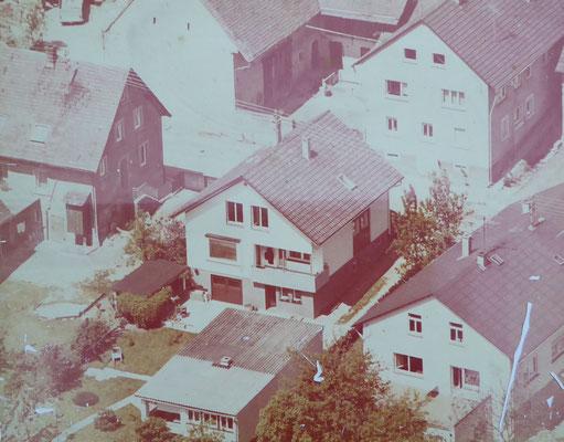 Haus Dürrenbüchiger Str. 45 - Kiefer - Sommer 1973