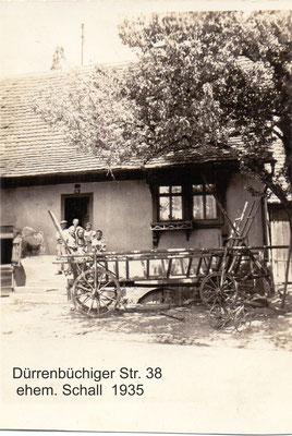Schall Dürrenbüchiger Str. 38
