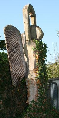 Engel am alten Friedhof von Klaus Eißler