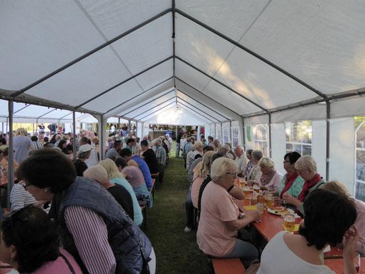 teichfest 2016 jeweils 500 Besucher an beiden Tagen