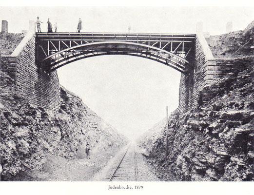 Judenbrücke 1879