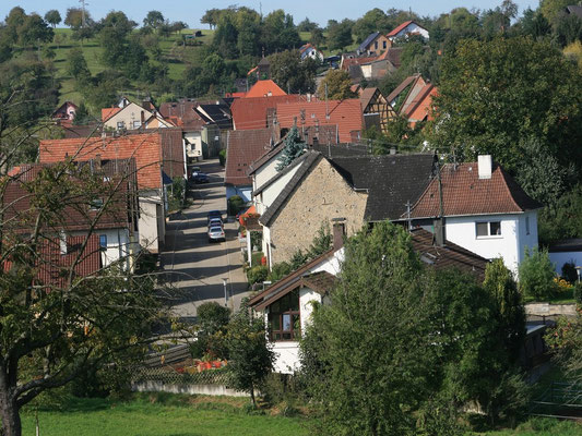 Dürrenbüchiger Strasse (Unterdorf)