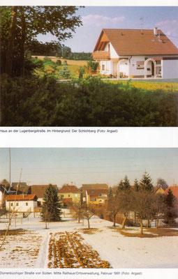 Ortskalender 1992