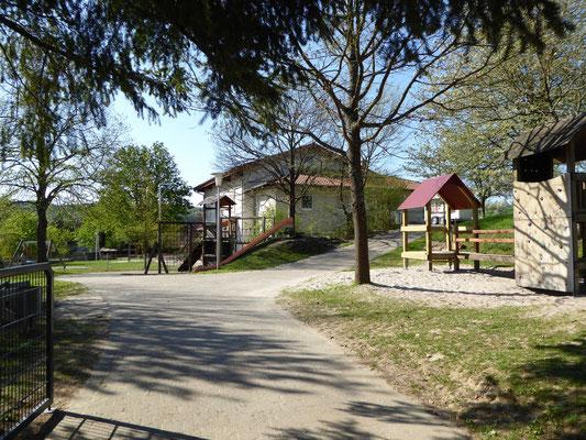 Dorfgemeinschaftshaus April 2015