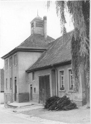 Alte Kirche 1950