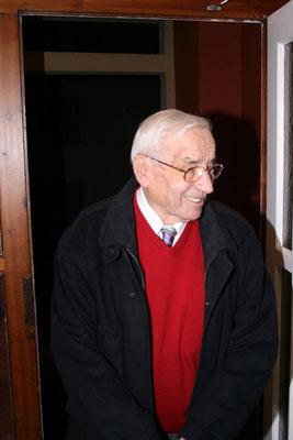 Ortsvorsteher a.D Walter Argast