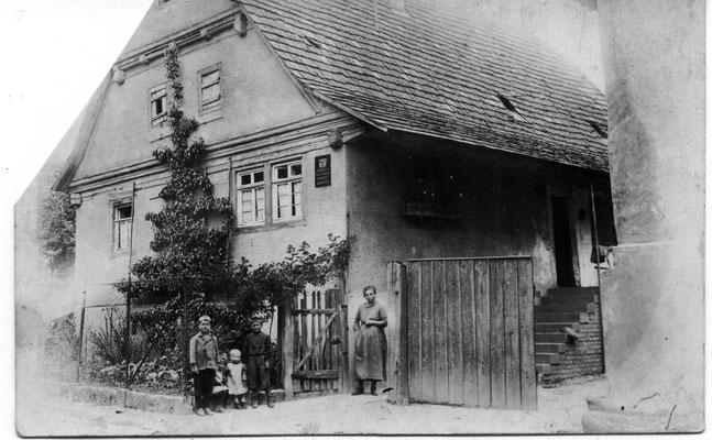 Elternhaus Willi Seith Dürrenbüchiger Str.