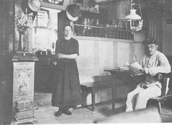 Gasthaus Lamm 1915