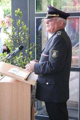 Kreisbrandmeister Thomas Hauck