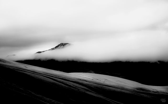 Vers les lac des Quirlies