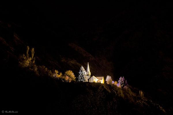 L'eglise du Freney d'Oisans