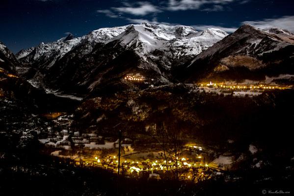 Commune du Freney, à l'aube d'un hiver
