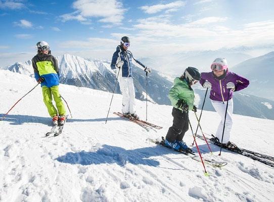 Familiefreundliches Skigebiet Gitschberg-Jochtal.