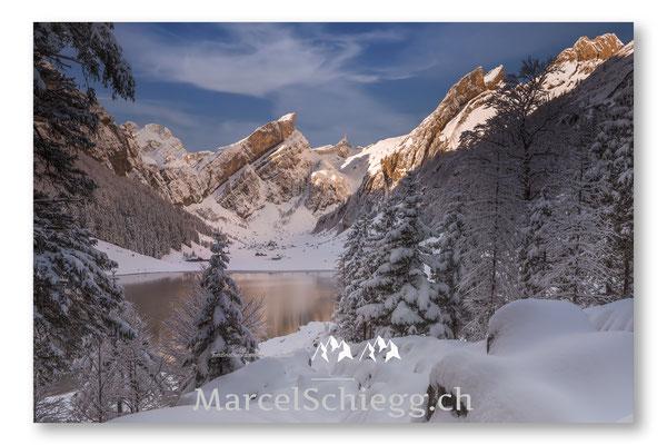 Seealpsee/Winterimpressionen Art.-Nr. MS8-0617-Pan-Februar