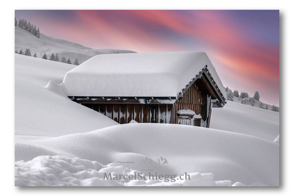 Alpstein/Winterimpressionen Art.-Nr. MZ7-5872-Januar/21