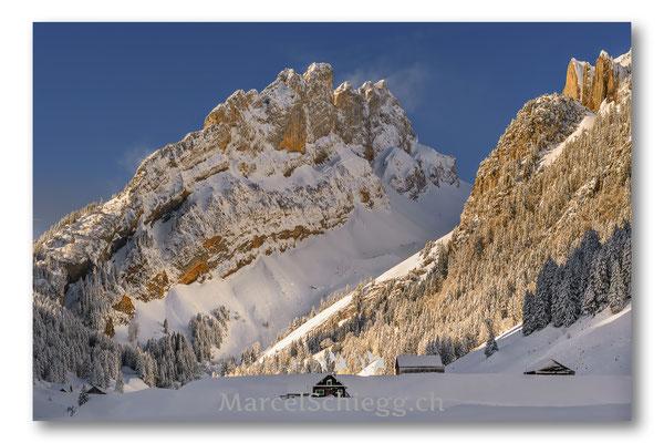 Alpstein/Winterimpressionen Art.-Nr. MS5-8724-Februar/17