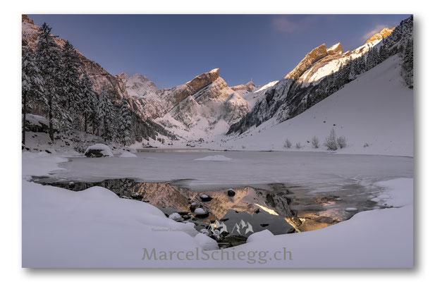 Seealpsee/Winterimpressionen Art.-Nr. MS8-9384-Pan-November