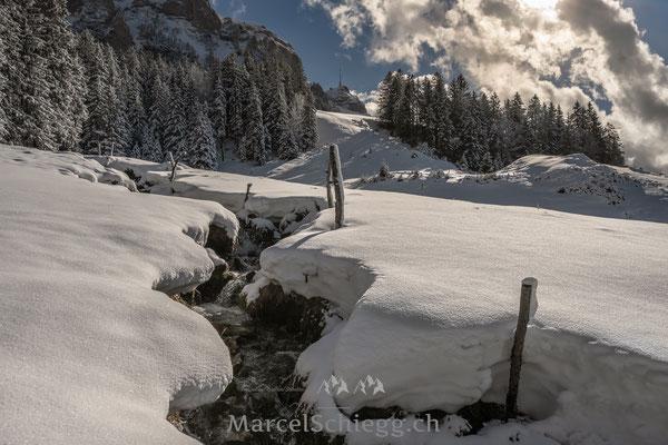 Alpstein/Winterimpressionen Art.-Nr. MZ7-6093-Februar/2021
