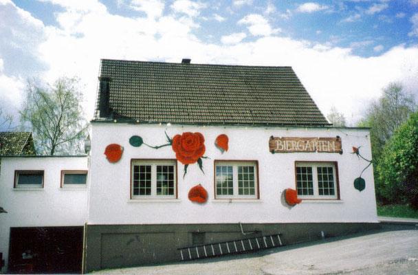 """Restaurant """"ROSENGARTEN"""""""