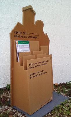 Présentoirs en carton