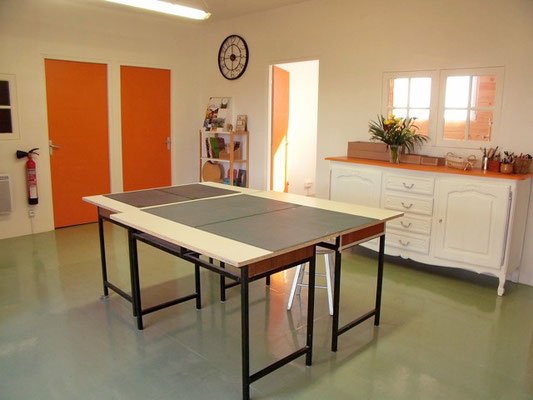 Atelier principal