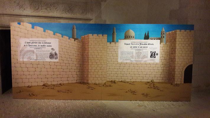 R de C - Remparts de Jérusalem