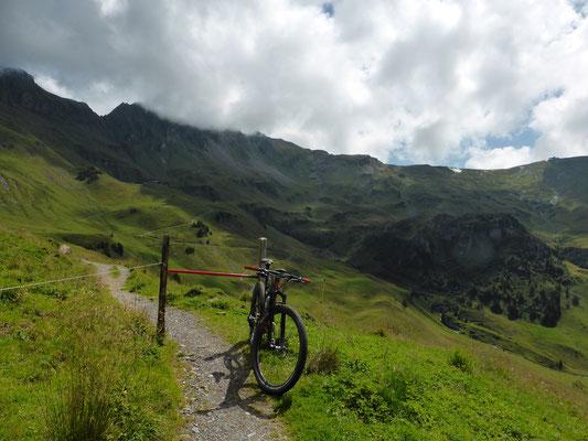Höhenweg zur Käserstatt