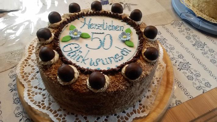 Kastanien-Schoko-Torte