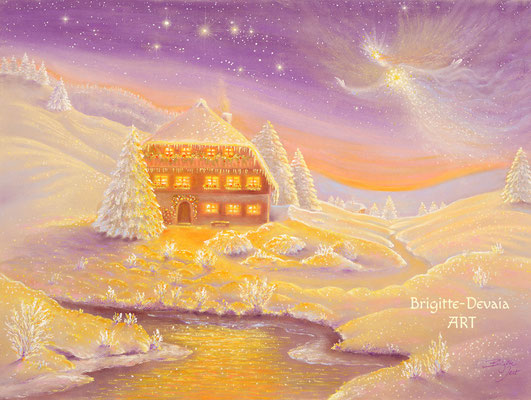 Brigitte-Devaia ART - Winterzauber
