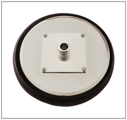SIMPEX-OBJEKT verwendet ausschließlich hochwertigen Edelstahl für die Herstellung der hygienischen Medizinmöbel aus Edelstahl - made in Germany.