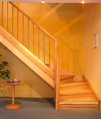 Bucher Treppen - Wangentreppen - harmonisch