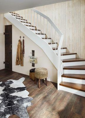 Bucher Treppen - Wangentreppen - gemütlich und schön