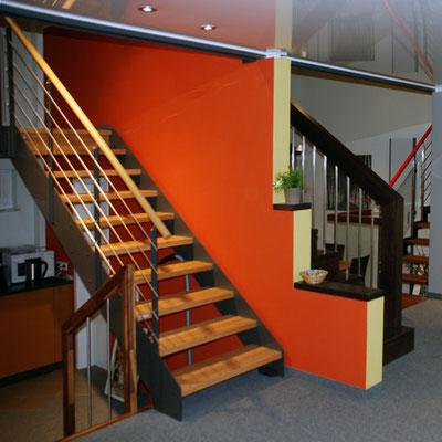 Treppenstudio München - Bucher Treppen GmbH
