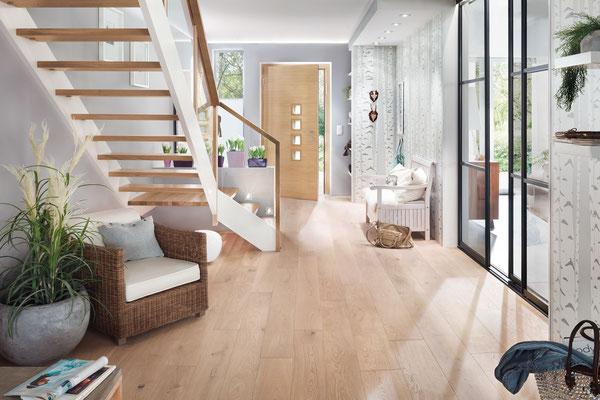 Bucher Treppen - Wangentreppen - modern