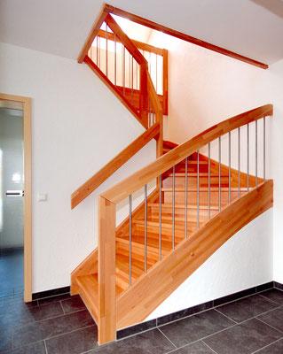 Bucher Treppen - Wangentreppen
