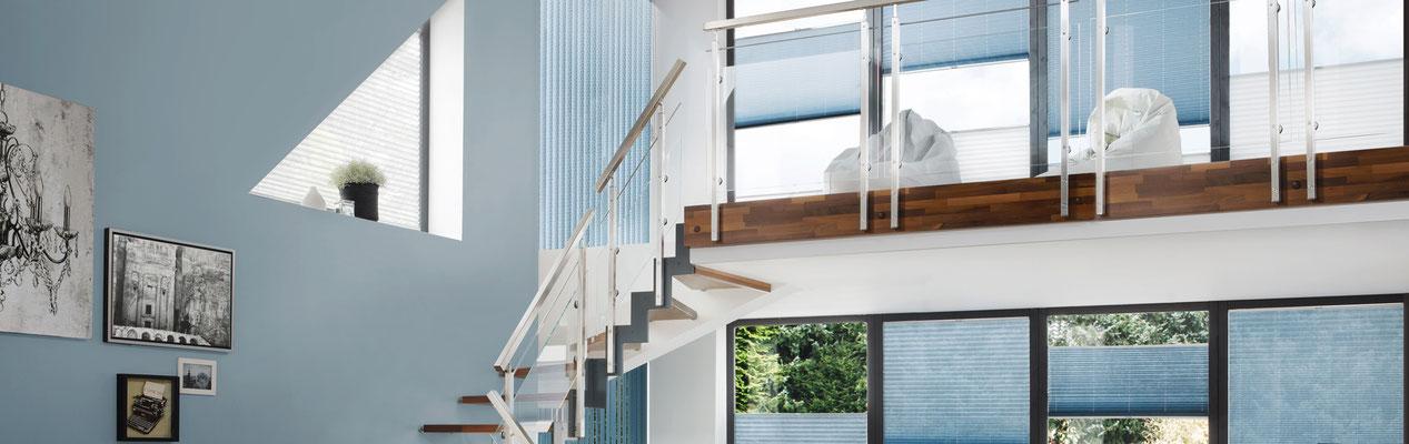 Bucher Treppen - Treppenmodell Ferro - im neuen Look - Anschluss von oben