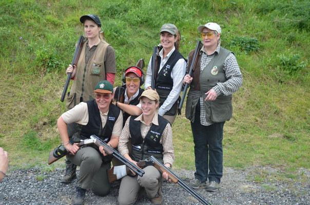 Damenmannschaft Hubertus Gießen