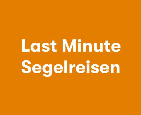 Last Minute Segelreisen Ostsee