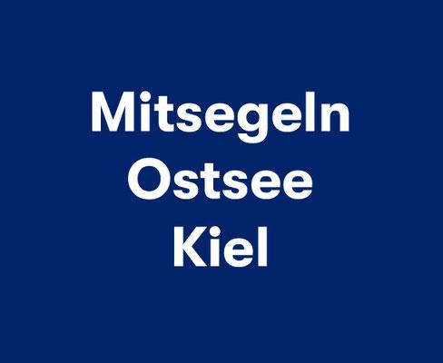 Segelrevier Ostsee
