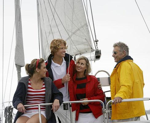 Yachturlaub Ostsee