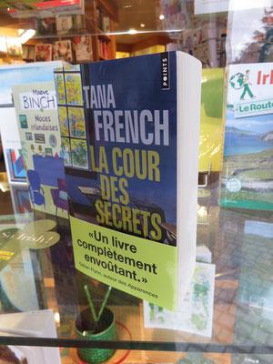 La cour des secrets / Tana French- Points (policier)