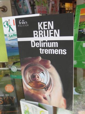 Delirum tremens /Ken Bruen - folio (policier)