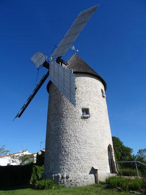 Bourcefranc, Moulin de la Plataine