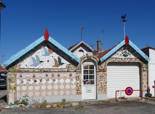 Bourcefranc, vers le port