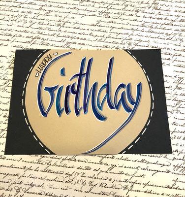 Simply-NeW-Art-Nelly-Wüthrich-Handlettering-Brushlettering-Faux-Calligraphy-Lettering-Kinder-Workshop-Bern-Brienz-Thun-Gwatt-Wichtrach-Birthday