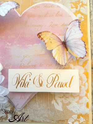 Simply NeW Art - Mixed Media - Wedding