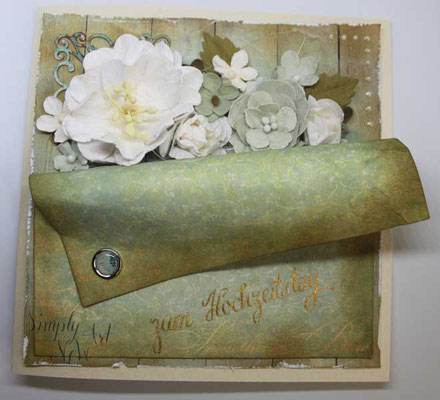 Simply NeW Art - Mixed Media - Flower