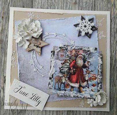 Simply NeW Art - Mixed Media - Christmas
