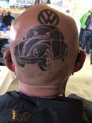 Simply-NeW-Art-Nelly-Wüthrich-Kehrli-Airbrush-Tattoo-Brienz-Schweiz-VW-Käfer